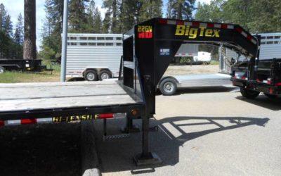 Big Tex® | HD Gooseneck Flatbed