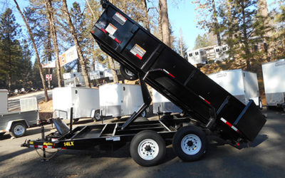 Big Tex® 14LX 2′ Sides | Dump