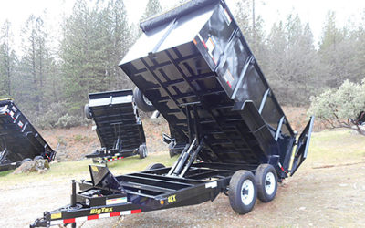 Big Tex® 14LX 4′ Sides | Dump